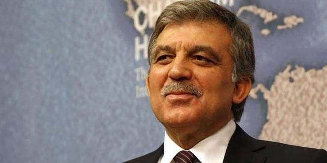 Abdullah Gül: 'Aday değilim'