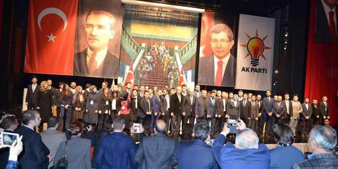 AK Parti'nin seçim şarkısına Bursa'dan aday