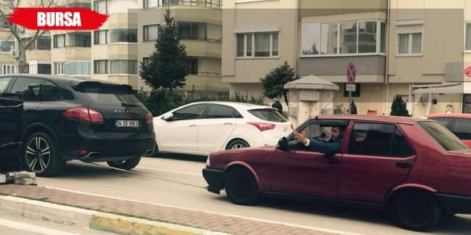 Yolda kalan Şahin'e Porsche takviyesi