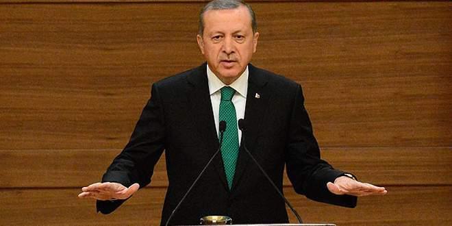 'Diktatör yaftası vuranlar özlemlerini ifade edenlerdir'