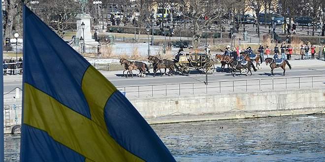 Türk genci İsveç'te günün kahramanı