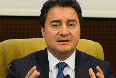Ali Babacan Bursa'ya geliyor