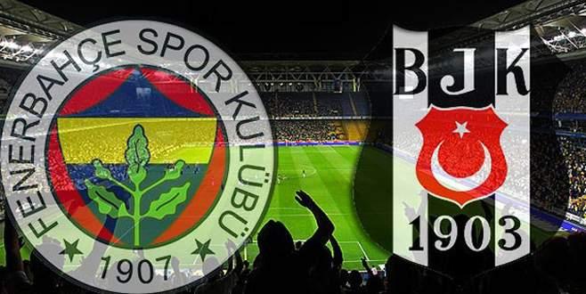 FB – BJK derbisinin başlama saati değişti!