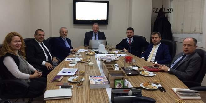 Bursa 2. Turizm Zirvesi'ne hazırlanıyor