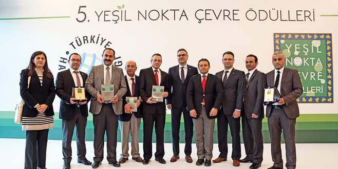 Bursa Beton'a üç ödül birden