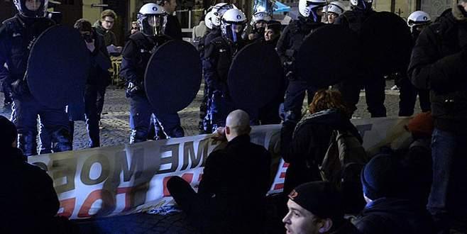PEGIDA hareketi İspanya'ya da sıçradı