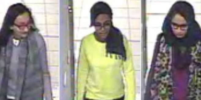 IŞİD'e katılan 3 İngiliz kıza yardım eden yabancı ajan yakalandı