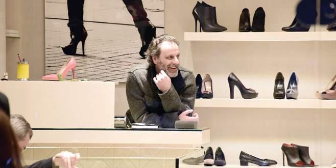 Ayakkabı satılır adres gösterilir
