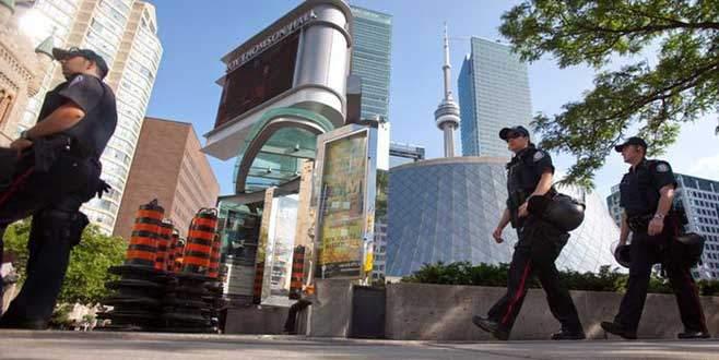 Kanada'da terör saldırısı önlendi