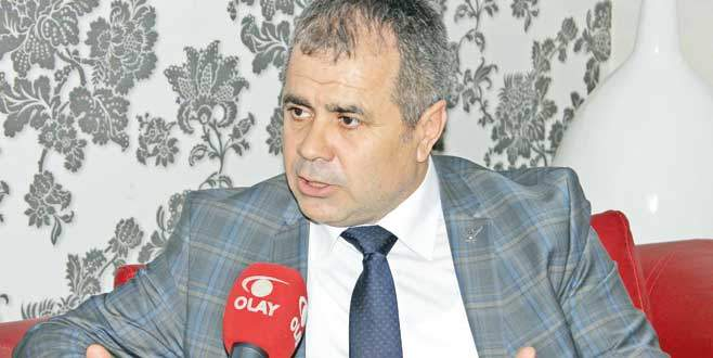 'Bursaspor bizim her şeyimiz'