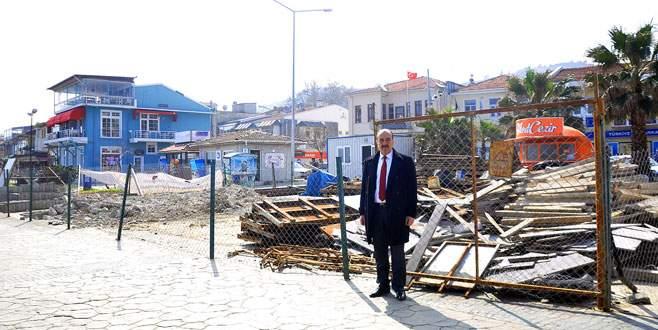 Sahil projesine Türkyılmaz'dan açıklama
