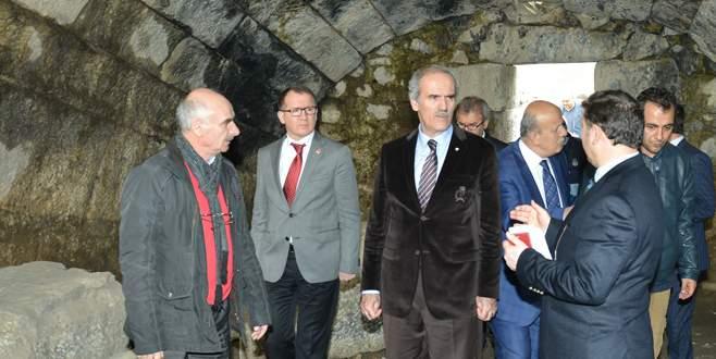 Altepe: 'Burası, hem Bursa hem de İznik tarihi açısından çok önemli'