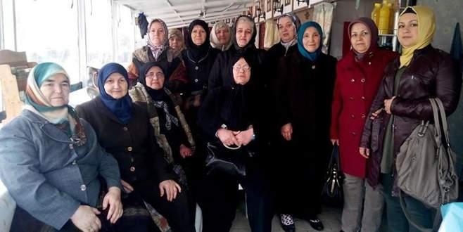 İznikli kadınlara KETEM desteği