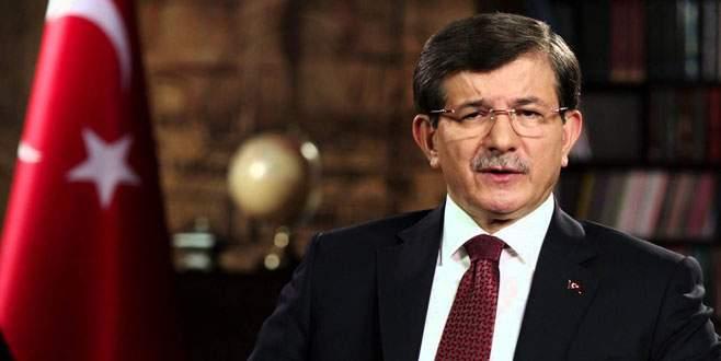 Başbakan Davutoğlu YGS'ye gireceklere başarı diledi