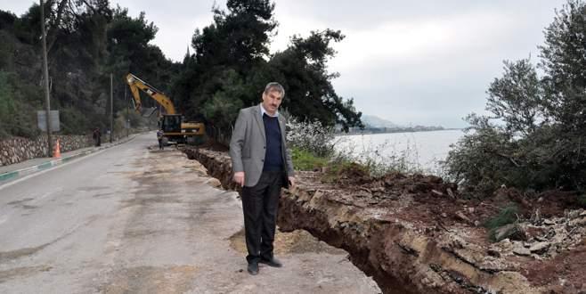Bursa'nın gözde sahilinde temiz su sevinci