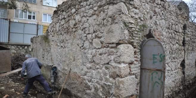 Tarihi hamama restorasyon
