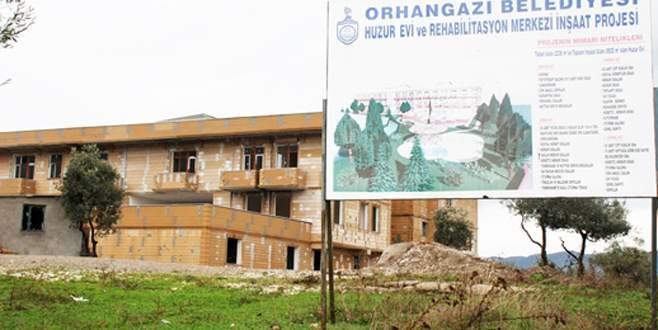 Orhangazi'de yurt ihtiyacına çözüm