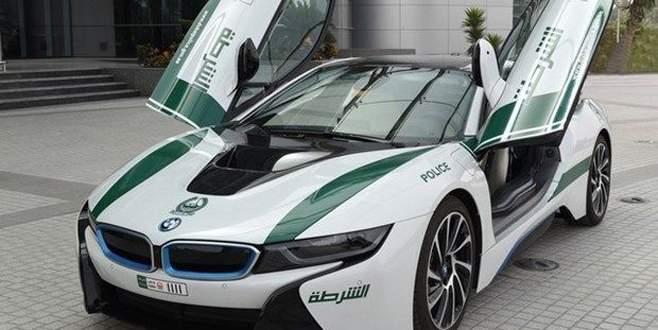 Dubai polisinin son gözdesi