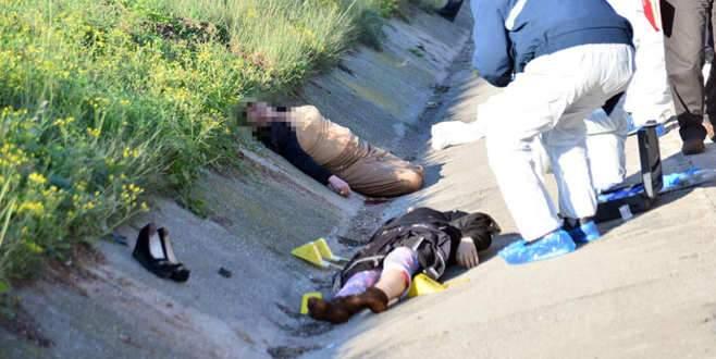 Silahla vurulmuş 2 kadın cesedi bulundu!
