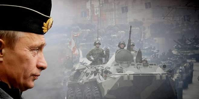 Putin'den 'savaşa hazır olun' emri!