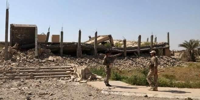 Saddam'ın mezarı yerle bir oldu!