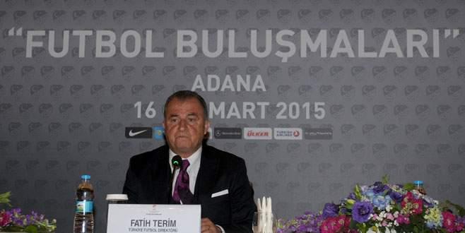 Fatih Terim'le Futbol Buluşmaları Adana'da başladı