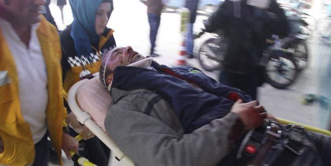 Bursa'da feci iş kazası! Koltuk yüklerken…