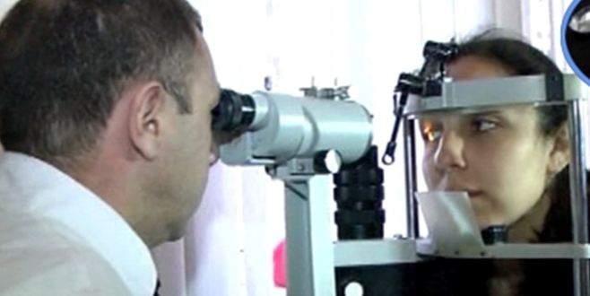 Doktorlar şaşkın! Gözlerinden yaş yerine…