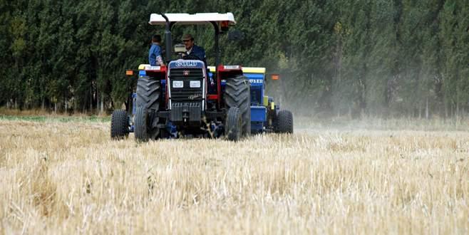Çiftçiye düşük faizli kredi