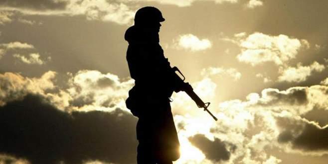 Yine asker intiharı!