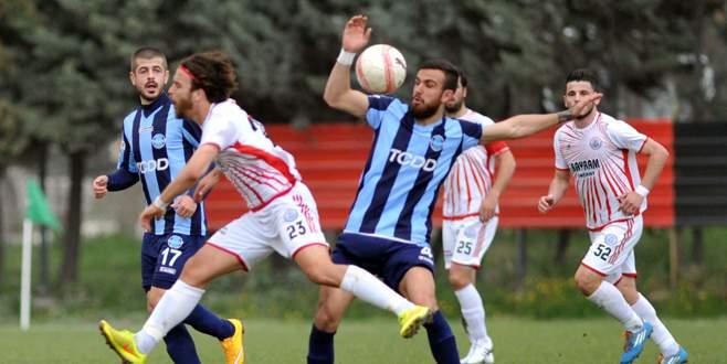 Gazi Demir'i eritti: 1-0