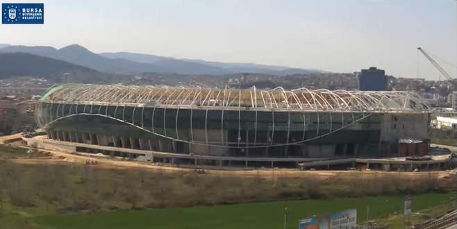 Timsah Arena ilk sırada
