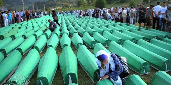 Srebrenitsa katliamına karışan 7 kişi tutuklandı
