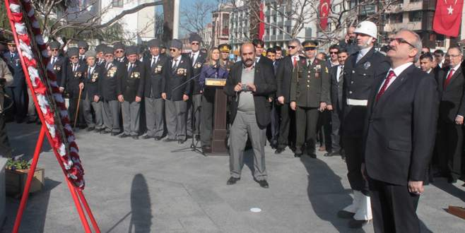 Bursa'da gözü yaşlı kutlama