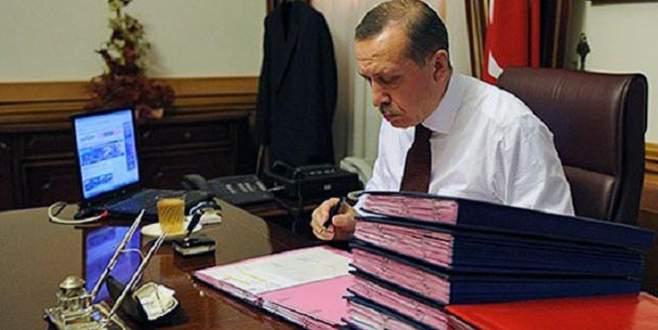 Erdoğan, 7 üniversitenin rektör atamalarını onayladı