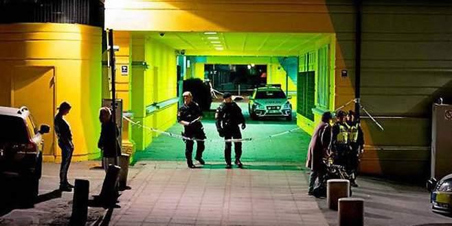 İsveç'te Türk restoranına silahlı saldırı