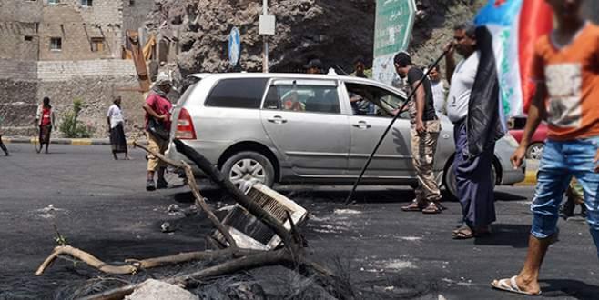 Aden Havalimanı'nda seferler durdu
