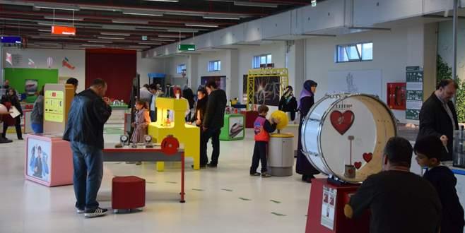 Bursa'da bilim için projeler yarışıyor