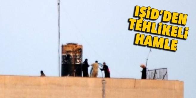 IŞİD'den Türkiye sınırında tehlikeli hamle!