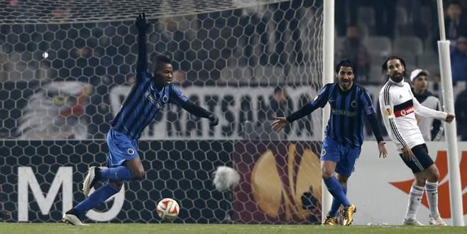 Beşiktaş – Club Brugge: 1-3