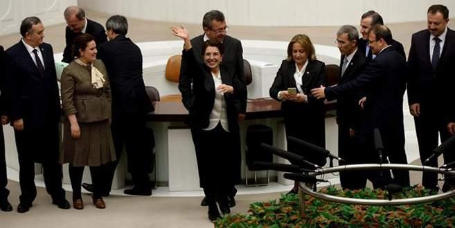 Bahçekapılı'dan milletvekillerine veda
