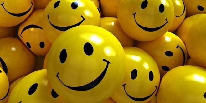 Bugün günlerden 'mutluluk'