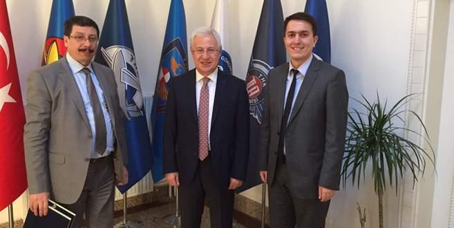 Geleceğin astronotları Bursa'da yetişecek