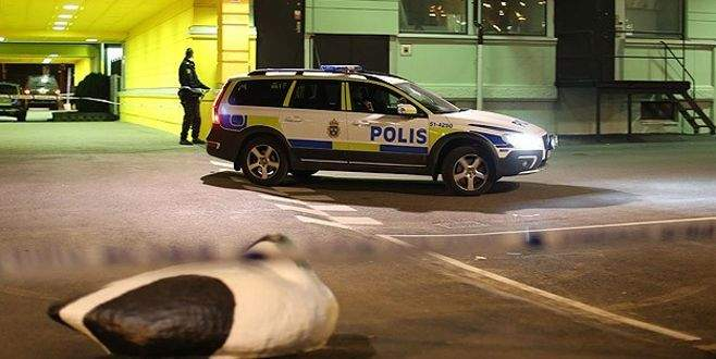 İsveç'te restorana saldırıda 3 gözaltı