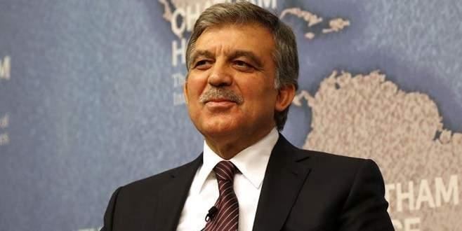 Abdullah Gül'ün yeni görevi belli oldu