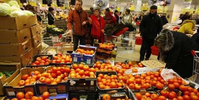 Rusya 26 ton domatesi geri gönderdi