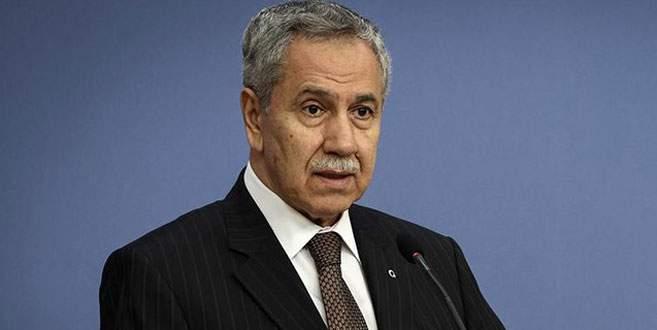 Bülent Arınç'tan 'İzleme Komitesi' açıklaması