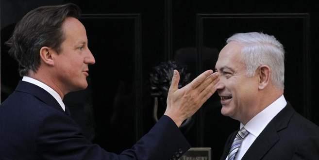 İngiltere'den 'Filistin'i tanırız' resti