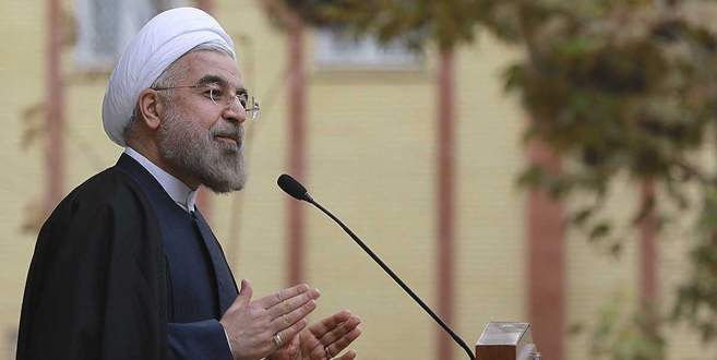 İran'dan 'yaptırımlara son verin ' çağrısı