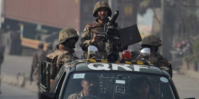 Pakistan'da çatışma : 87 ölü